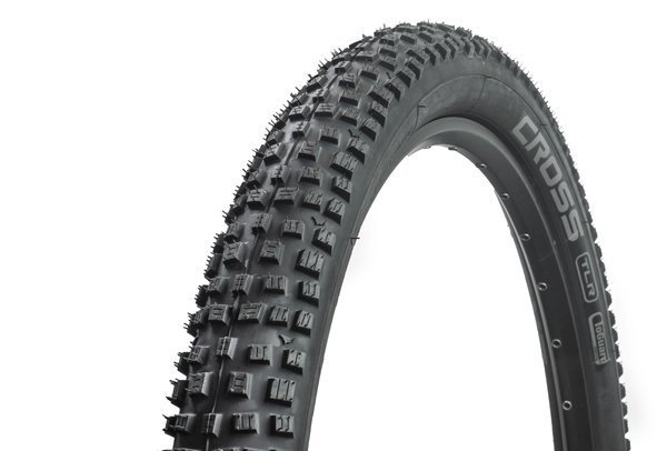 Wolfpack Cross Folding Tire 27.5x2.6 Tubeless Ready ToGuard Compound Black