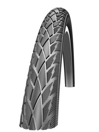 Schwalbe ROAD CRUISER 26X1.75 BRĄZ REFELX