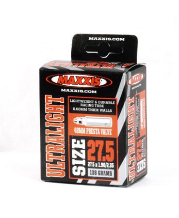 Maxxis Welter Weight Tube 27.5x2.2-2.50 650B presta