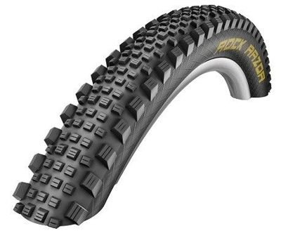 Schwalbe ROCK RAZOR Folding Tire 29x2.35 SnakeSkin, TL Easy 67 TPI Black